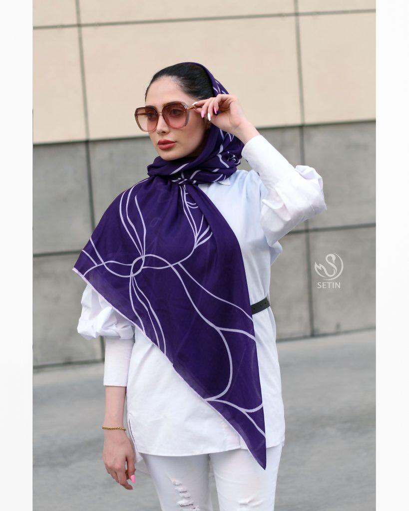 روسری خطی